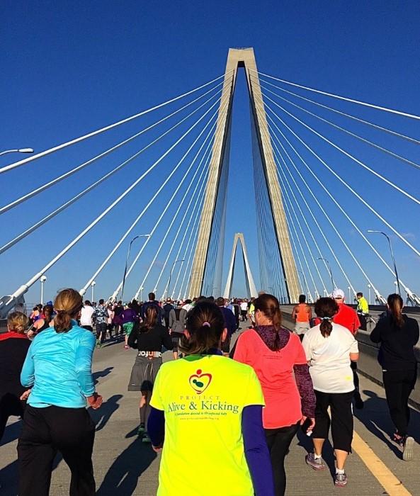 2015 Cooper River Bridge Run Fundraiser
