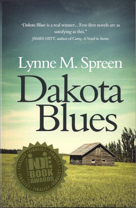 Dakota blues cover image with award